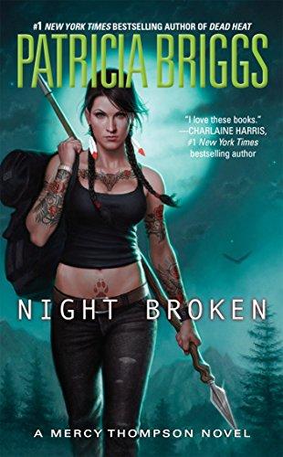 9780425256275: Night Broken (Mercy Thompson)