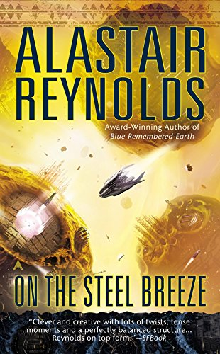 9780425256336: On the Steel Breeze (Poseidon's Children)