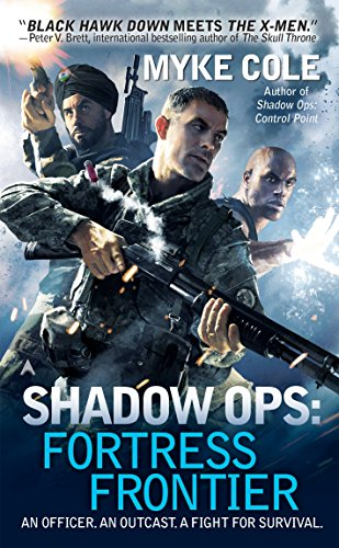 9780425256367: Shadow Ops: Fortress Frontier