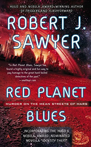 9780425256411: Red Planet Blues