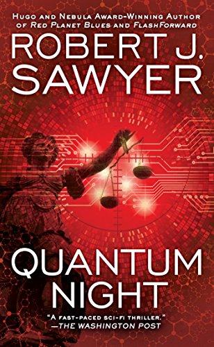 Quantum Night: Sawyer, Robert J.