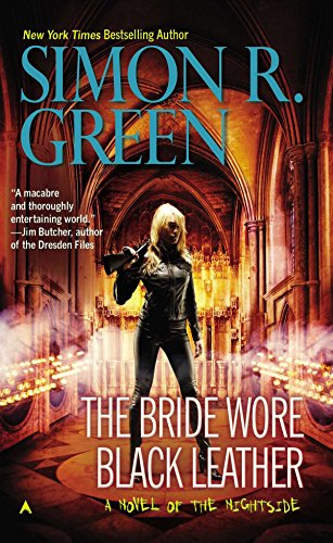 9780425256442: The Bride Wore Black Leather (A Nightside Book)