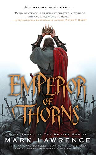 9780425256541: Emperor of Thorns (The Broken Empire)