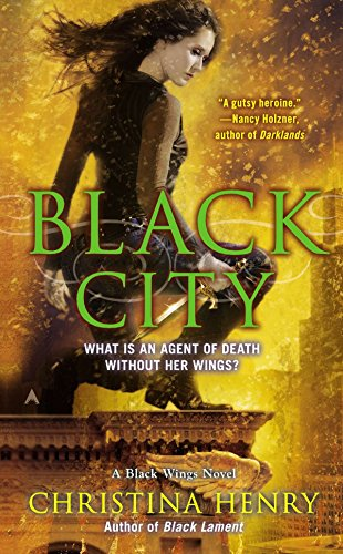 9780425256589: Black City (Black Wings)
