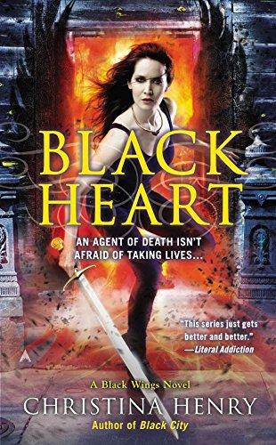 Black Heart (Black Wings): Henry, Christina
