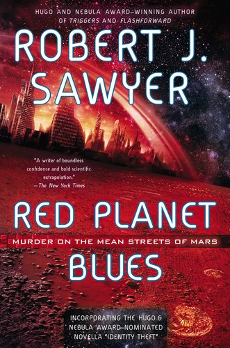 9780425256824: Red Planet Blues
