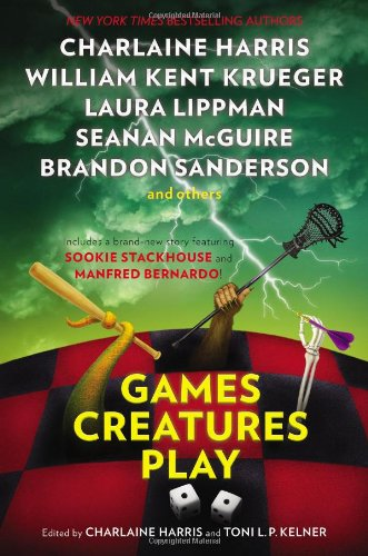 Games Creatures Play : In the Blue: Harris, Charlaine (editor);