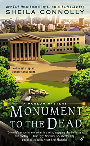 Monument to the Dead (Museum Mystery): Connolly, Sheila