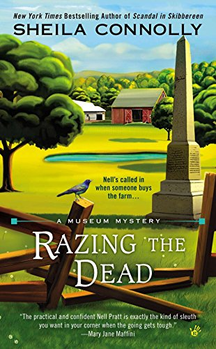 Razing the Dead (Museum Mysteries): Connolly, Sheila