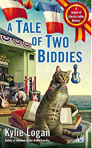 A Tale of Two Biddies (A League of Literary Ladies Mystery)--Bibliomystery