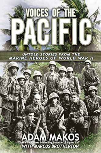 9780425257821: Voices of the Pacific: Untold Stories from the Marine Heroes of World War II