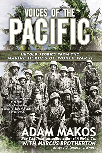 9780425257838: Voices of the Pacific: Untold Stories from the Marine Heroes of World War II