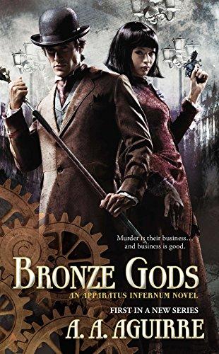 9780425258194: Bronze Gods (An Apparatus Infernum Novel)