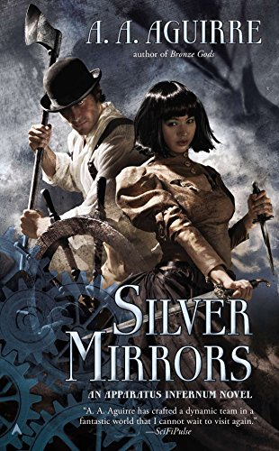 9780425258200: Silver Mirrors