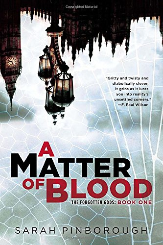 9780425258460: A Matter of Blood (Forgotten Gods Trilogy)