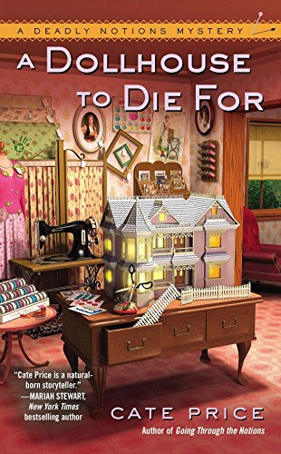9780425258804: A Dollhouse to Die For (A Deadly Notions Mystery)