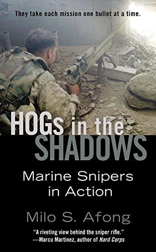 9780425259207: Hogs in the Shadows: Marine Snipers in Action