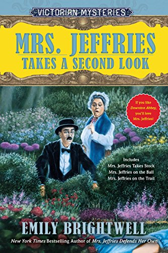 Mrs. Jeffries Takes a Second Look (Berkley Prime Crime Mysteries): Brightwell, Emily