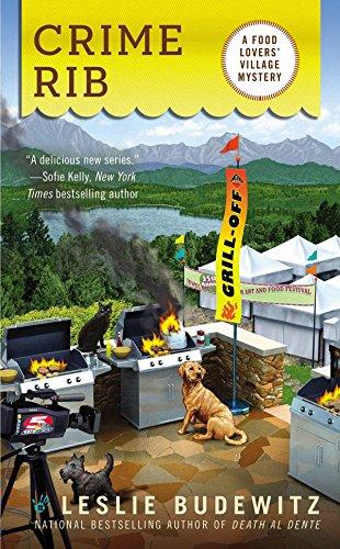 9780425259559: Crime Rib (Food Lovers' Village Mysteries)