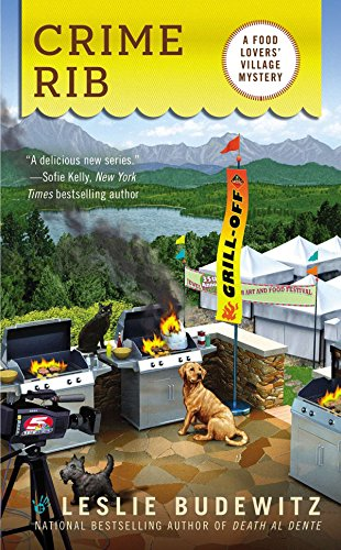 Crime Rib (Food Lovers' Village Mystery)
