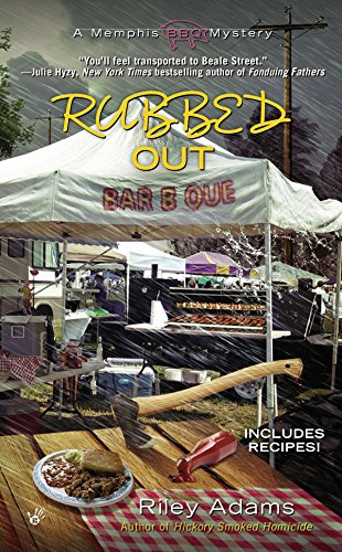 9780425259993: Rubbed Out (Memphis BBQ Mystery)