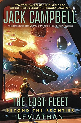 The Lost Fleet, Beyond the Frontier: Leviathan ***SIGNED***: Jack Campbell [John Hemry]