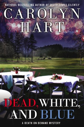 9780425260777: Dead, White, and Blue (Death on Demand Mysteries (Hardcover))