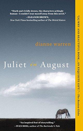 9780425261002: Juliet in August