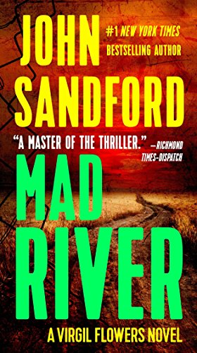 Mad River (A Virgil Flowers Novel): Sandford, John