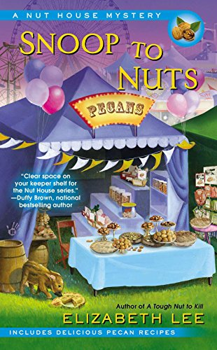 Snoop to Nuts (Nut House Mystery Series)