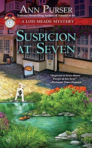 9780425261798: Suspicion at Seven: A Lois Meade Mystery