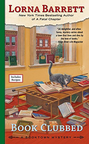 9780425262122: Book Clubbed (A Booktown Mystery)