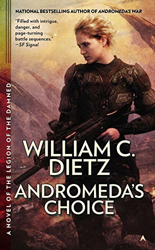 9780425262146: Andromeda's Choice (Legion of the Damned)
