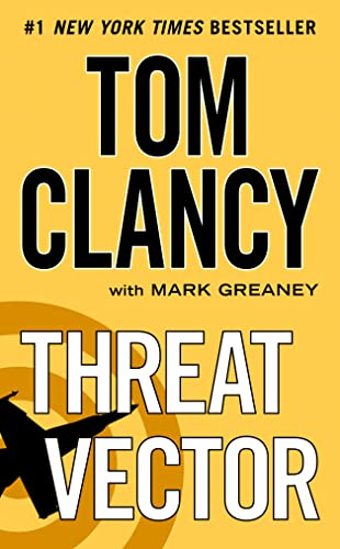 9780425262306: Threat Vector (Jack Ryan, Jr.)