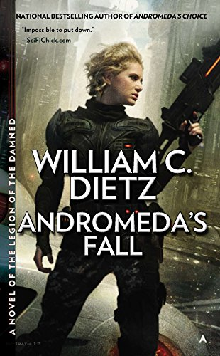 9780425262344: Andromeda's Fall (Legion of the Damned)