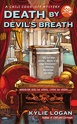 Death by Devil's Breath (A Chili Cook-Off: Logan, Kylie