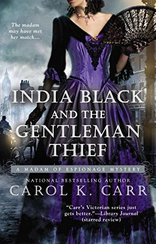 9780425262481: India Black and the Gentleman Thief (A Madam of Espionage Mystery)