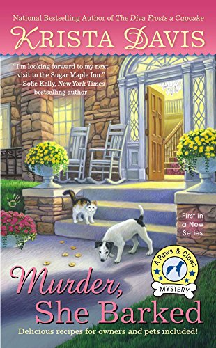 9780425262559: Murder, She Barked: A Paws & Claws Mystery