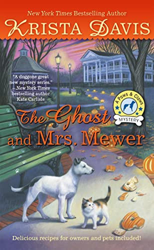 9780425262566: The Ghost and Mrs. Mewer (A Paws & Claws Mystery)