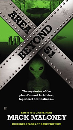 9780425262863: Beyond Area 51: The Mysteries of the Planet's Most Forbidden, Top Secret Destinations...