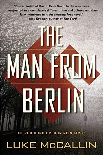 9780425263051: The Man from Berlin (Gregor Reinhardt)