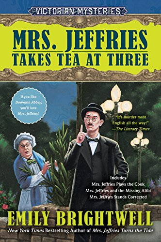 9780425263594: Mrs. Jeffries Takes Tea at Three: A Victorian Mystery