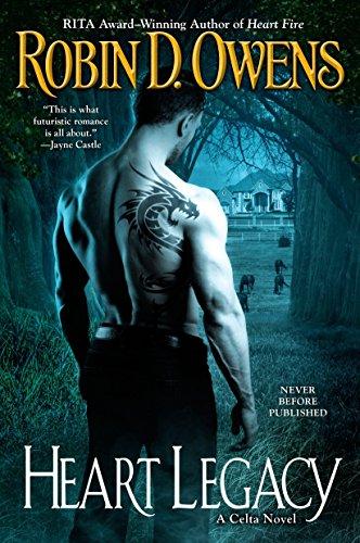 9780425263976: Heart Legacy (A Celta Novel)
