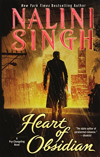 Heart of Obsidian (Psy/Changelings) (0425263991) by Nalini Singh