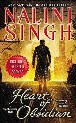9780425264003: Heart of Obsidian: A Psy-Changeling Novel (Psy/Changelings)