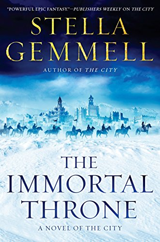 The Immortal Throne: A Novel Of The: Gemmell, Stella