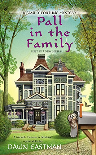 9780425264270: Pall in the Family (A Family Fortune Mystery)