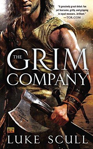 9780425264850: The Grim Company