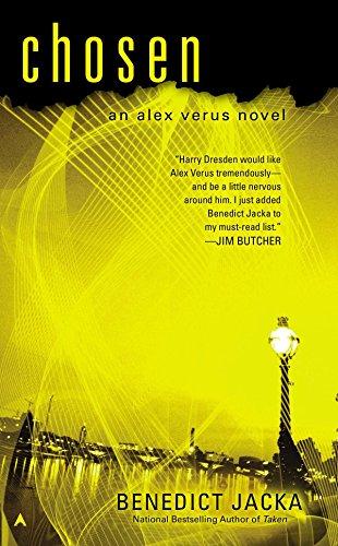 9780425264928: Chosen (Alex Verus)