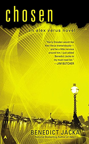 9780425264928: Chosen (Alex Verus) (An Alex Verus Novel)